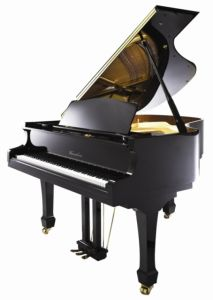 Grand Black Polish Piano (HG-168E)