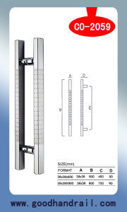 Stainless Steel Door Handle (CO-2059) pictures & photos