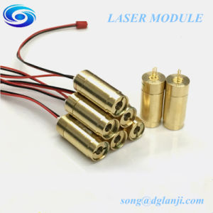 Salable 532nm DPSS Laser Module 532nm 15MW Green Laser Module pictures & photos