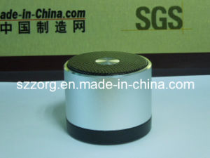 Vibrating Speaker with TF Card Reader