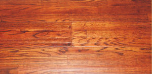 Red Oak 3-Layer Engineered Wood Flooring Wheat-Lyw-1320 pictures & photos