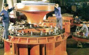 Kaplan Hydro Turbine Generator Unit