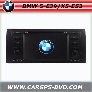 Special Car DVD for BMW 5-E39/X5-E53 (HT-B804)