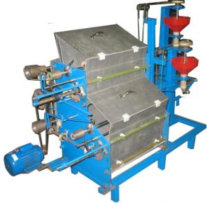 Paper Fuse Making Machine for Firecrackers (wey way)