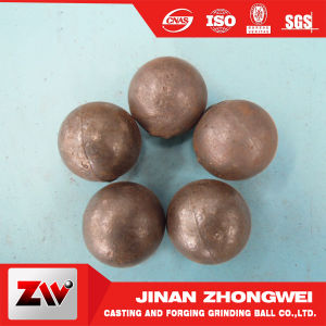 No Breakage Cast and Forged Grinding Steel Balls pictures & photos