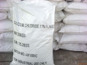 Cacl2 Calcium Chloride, Important Cryogen Used by Freezing Machine and When Making Ice pictures & photos