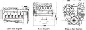 Deutz Diesel Engine Model BF6L913 on Sale pictures & photos