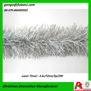 Tinsel Garland for Christmas Tree
