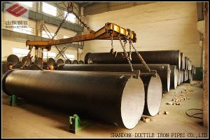 Dn1200 Ductile Iron Pipes