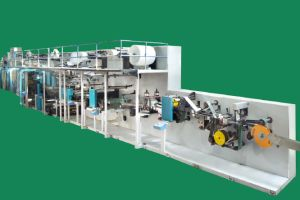 Double Routes Forming Adult Diaper Machine (RL-CNK-100) pictures & photos