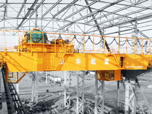 Top Running Crane Double Girder pictures & photos
