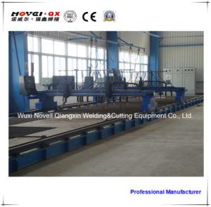 Multi-Head CNC Gas Flame Cutting Machine (CNC-CG7000C) pictures & photos