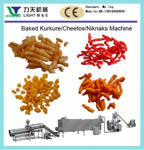 Kurkure Snacks Food Making Machinery pictures & photos