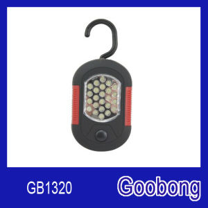 24+3 LED Emergency Work Light with Hook and Magnet