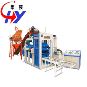 Manual Hollow Block Making Machine (HY-QM4-12)