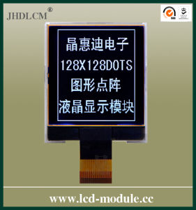 2.5 Inch Small Negative LCD (JHD128128-G03BSW-BL)