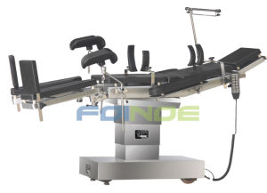 Fn-D Series CE Approved Electric Hydraulic Operating Tables pictures & photos