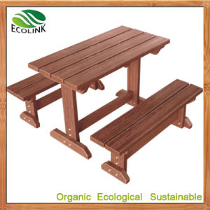 WPC Picnic Table for Outdoor Garden or Park pictures & photos