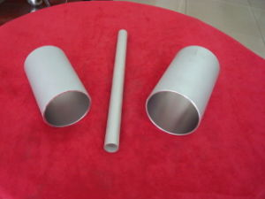 Powder Coated Aluminium Tube (GYA04) 6063 T5 pictures & photos