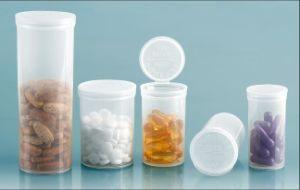 Plastic Bottle, Pop Top Vials Plastic Child Resistant Vials pictures & photos