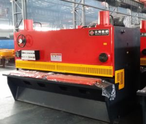 QC11y Guillotine Shearing Machine From China pictures & photos