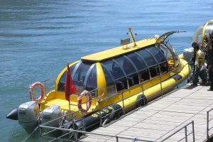 Sightseeing Boat/Passenger Boat/Water Taxi Boat pictures & photos