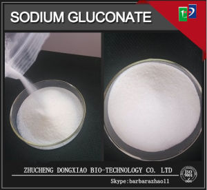 Food/Industrial Grade Sodium Gluconate Manufacture