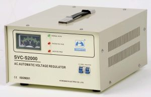 SVC-S (Super-Thin Type) Voltage Stabilizer (AVR) 2k pictures & photos