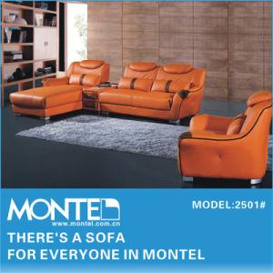 Sofa, Sofa Set, Modern Leather Sofa (2501)