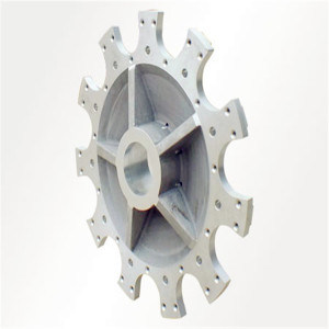 Gravity Casting Auto Parts Used for Mechanical pictures & photos