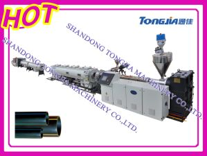 HDPE Gas/Water Pipe Production Line pictures & photos