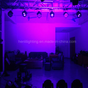 LED RGBW 4in1 Beam Moving Head Wash for Stage pictures & photos