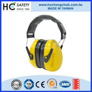 CE Workplace Hearing Protector Noise Reduction Earmuff