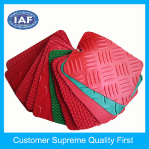 Custom Good Quality Floor Mat Sheet Plastic Extrusion Mold pictures & photos