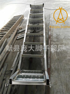 Construction Steel Metal Plank Scaffolding Plank pictures & photos