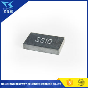 Hard Metal Tips Ss10 for Cutting Tufa Stone pictures & photos