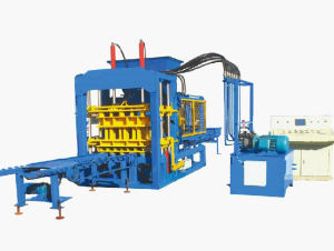 Cement Block Making Machine (QT6-15B)