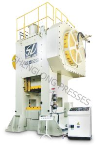 4000kn DIN Ce Straight Side High Speed Hot Forging Press pictures & photos