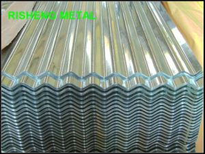 High Quality 0.14-0.6mm Galvanized Steel Roofing Sheet pictures & photos