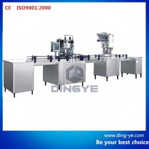 Carbonated Drink Bottle Filling and Capping Machine pictures & photos