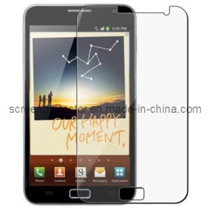 Tempered Glass Screen Protector for Samsung Galaxy Note N7000 pictures & photos