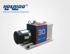 Forced-Oil Lubricated Dual Stage Rotary Spring-Free Vane Vacuum Pump (2RH030C)