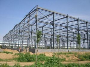 Preengineered Steel Structure Building