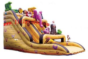 New Inflatable Noah′s Ark Slide (LILYTOYS-SL-05AN) pictures & photos