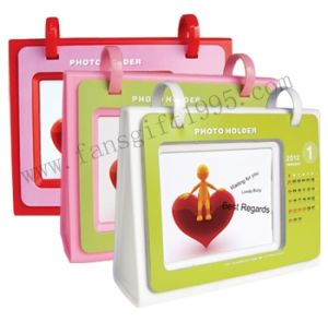 Table Calendar Photo Holder - Coin Bank (D57)
