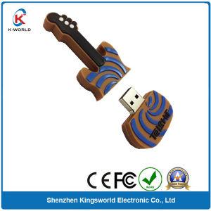 Gift PVC Guitar USB Pen Drive