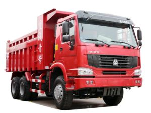 China Sinotruk HOWO A7 Dump Truck Tipper 6*4 (HOWO-A7/ZZ3257M3047N2)