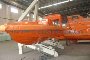 China Marine F. R. P 8persons Rescue Boat, Solas Lifeboat Sale