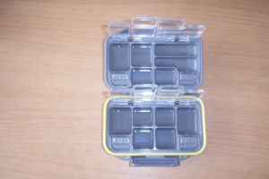 Fishing Tackle - Fly Fishing Box (Mini 02)