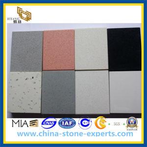 Kitchen Countertop Solid Surface Artificial Quartz Stone (YQZ-QS1003) pictures & photos